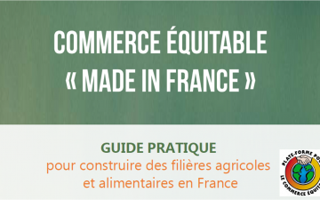 Le commerce équitable Made in France